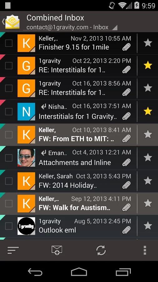 K-@ Mail Pro - email evolved v1.5.4
