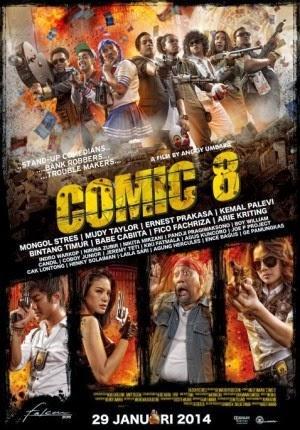 Download Comic 8 Full Movie