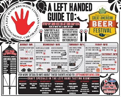 Left Hand 2012 GABF Guide