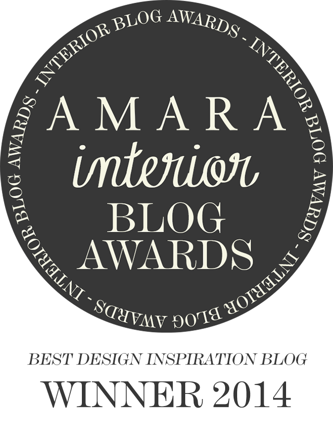 Moon to Moon: Best Design Inspiration Blog at the Amara Awards