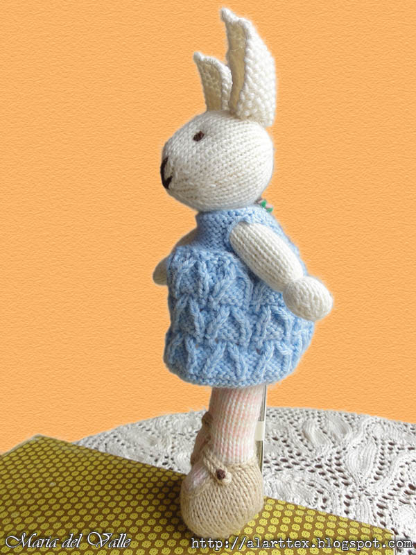 Coco Bunny Girl 3 - Maria del Valle