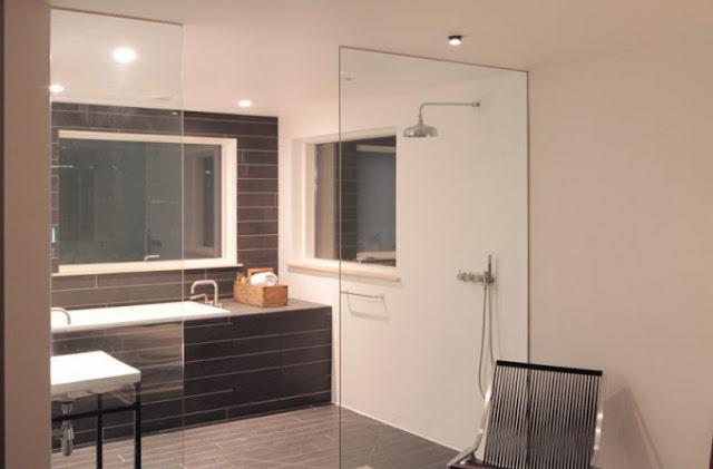 Ванная комната в плавучем доме