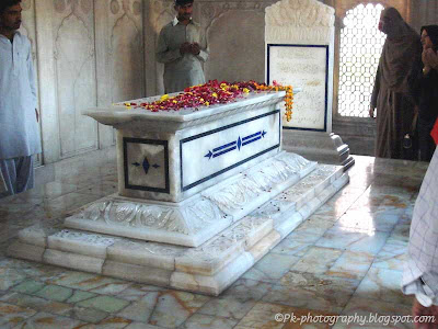 Tomb of Allama Muhammad Iqbal