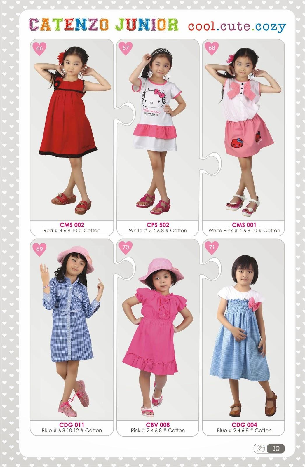 baju anak wanita lucu dan murah