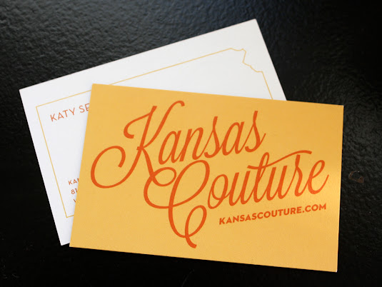KansasCouture.com : Down to Business