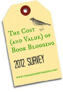 The Cost and Value of Book Blogging + Survey