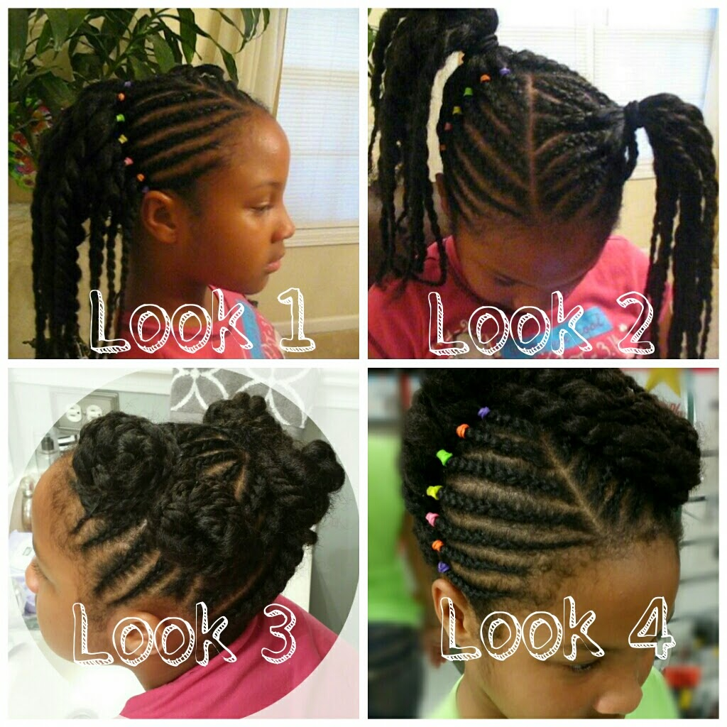 braids for kids hair styles for little black girls