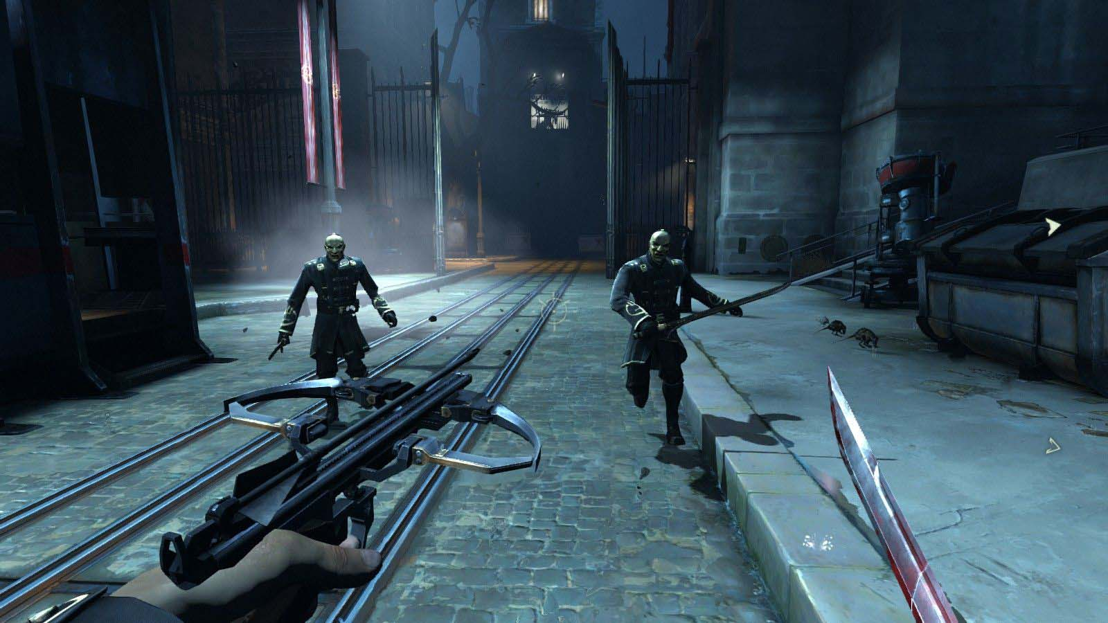 Dishonored: system requirements and description 54
