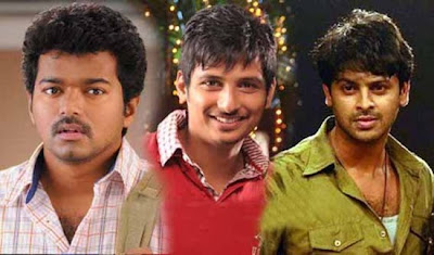 Vijay's Nanban New photos