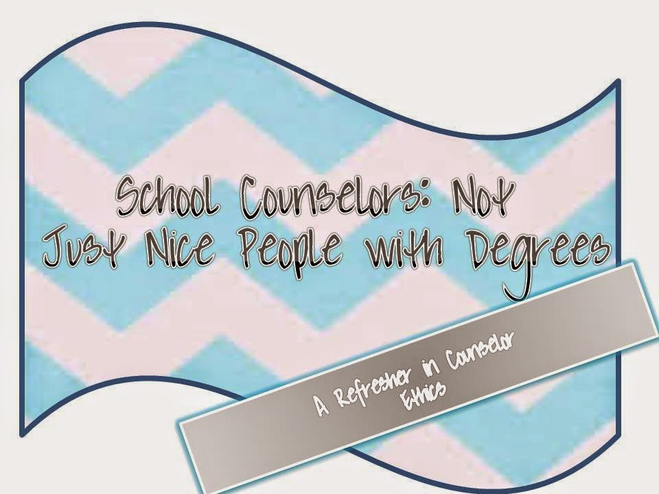 For High School Counselors School Counselors Not Just Nice People
