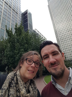 Sightseeing in Canary Wharf London