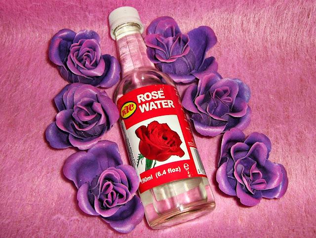 KTC Rose Water - Woda różana.