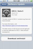 Download iOS 5.1 Beta 3