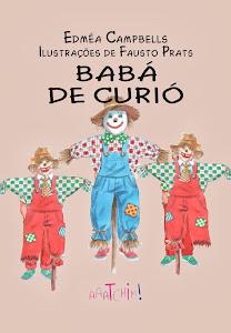 Babá de Curió, de Edméa Campbells - R$ 28,00