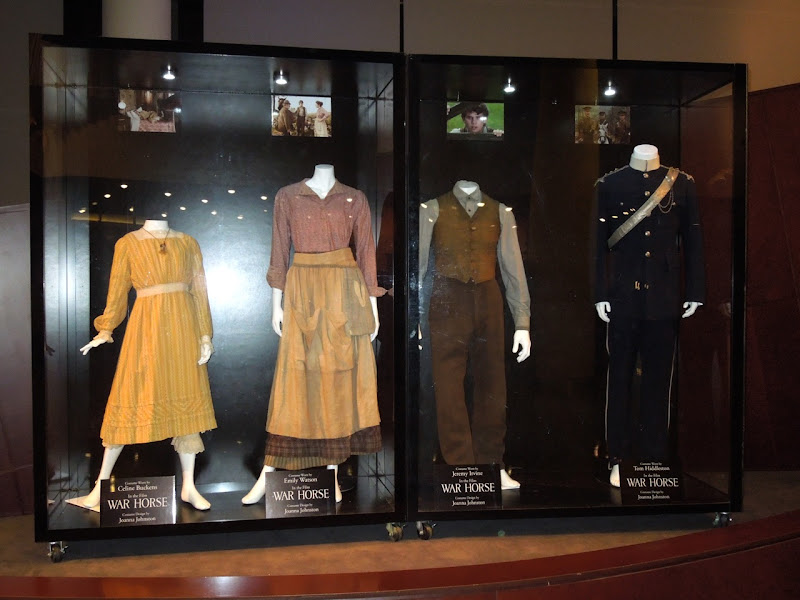 War Horse movie costumes