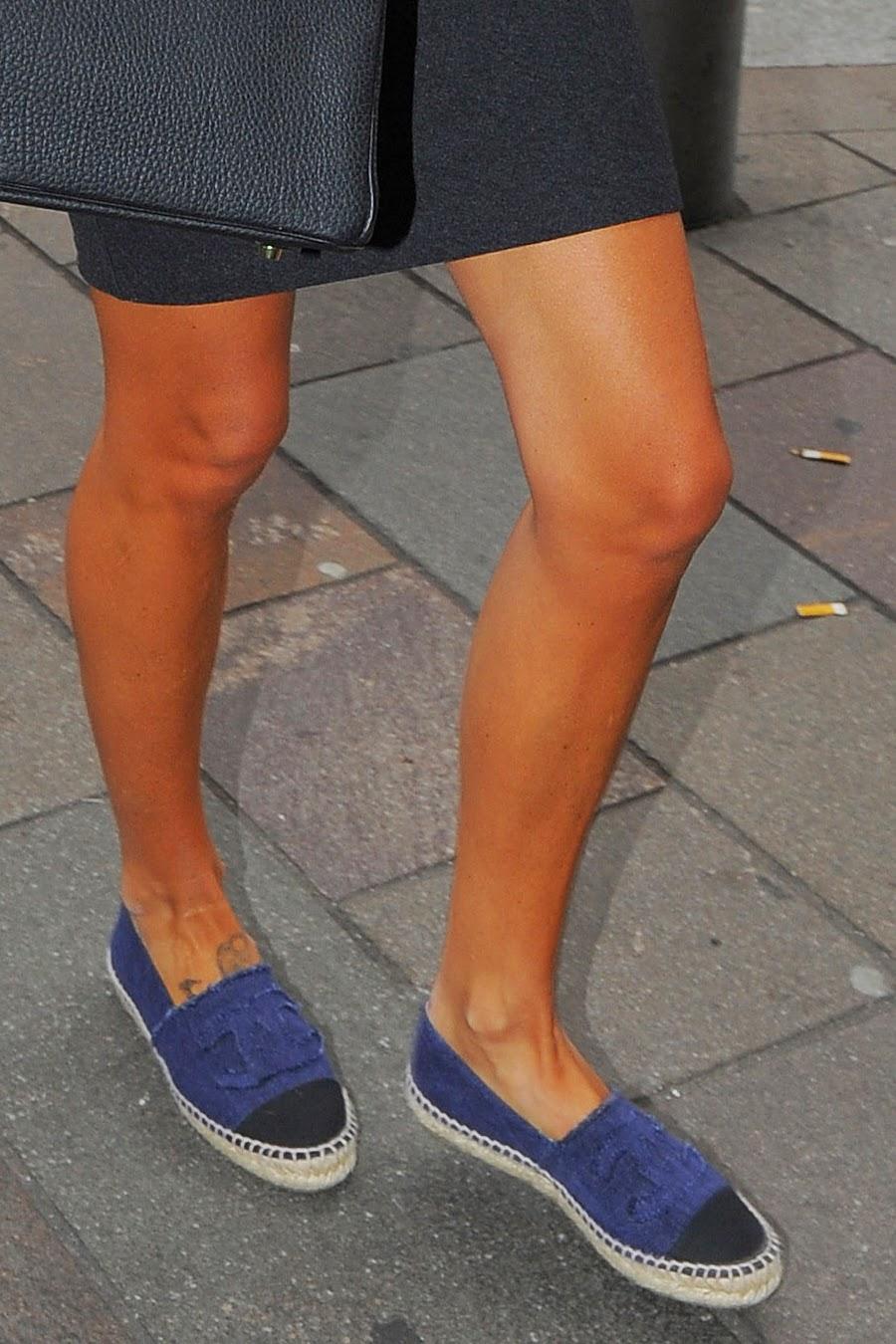 Ecclestone shopping at Harrods in London, England - September 1, 2014