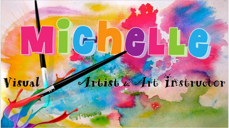Creative Kids Art Painting Classes with Michelle Boddie, Visual Artist & Art Instructor