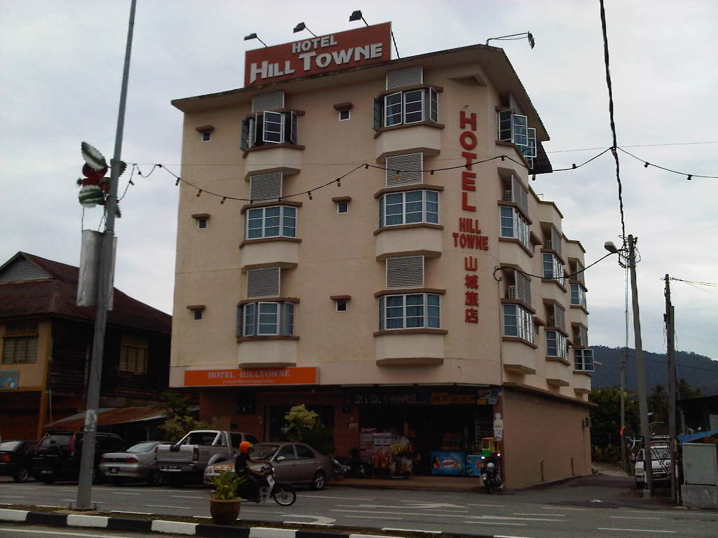 Hah Mi Su ?!: Pengkalan Hulu and Hotel Hill Towne