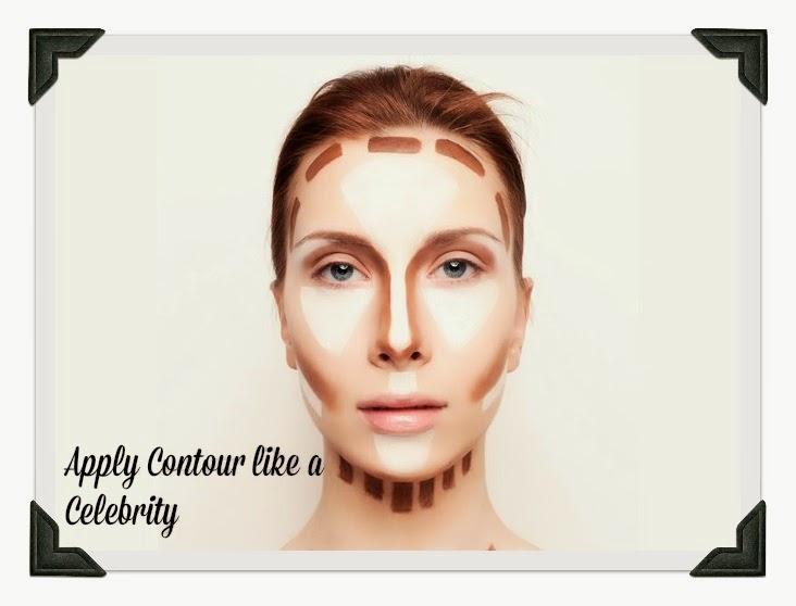 contour like a celebrity