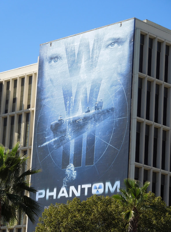 Phantom 2013 movie billboard