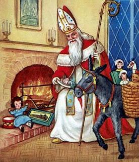 Saint Nicolas est le saint Patron de la Lorraine