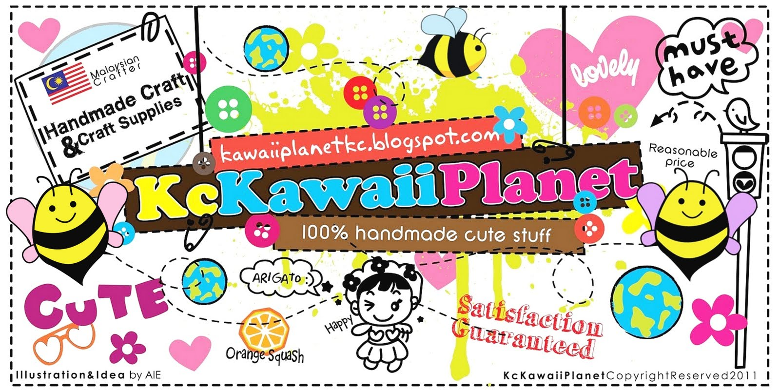 KC kaWaii PLaNeT