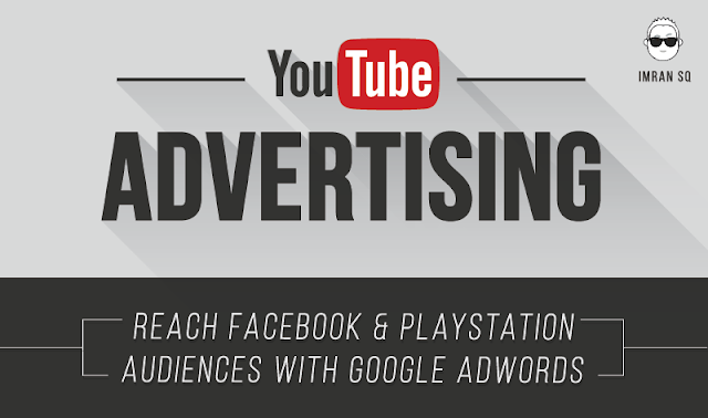 #YouTube Advertising: Reach Facebook and Playstation Audiences With Google AdWords