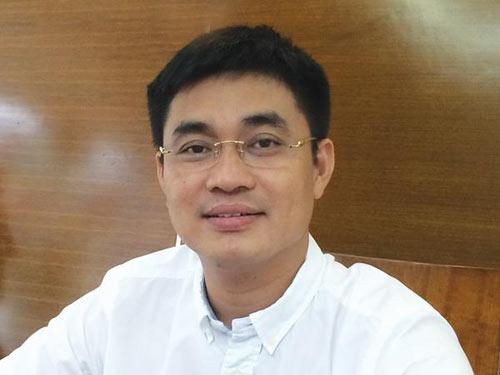 Đại diện chủ đầu tư dự án Eco Green City
