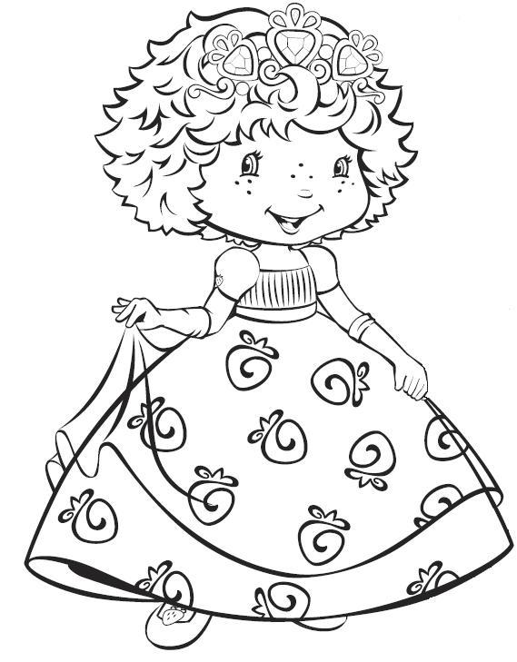 Worksheet. Dibujos de frutillita y sus amigas para colorear  Imagui
