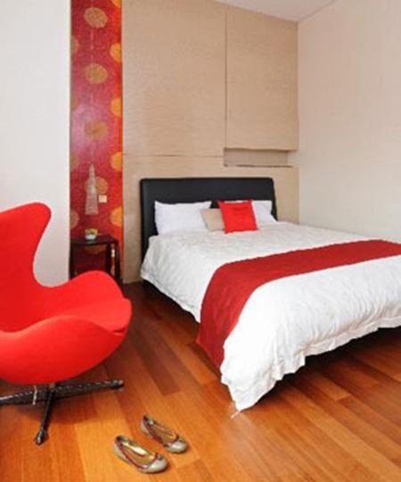 pemilihan warna cat dinding kamar tidur gambar desain