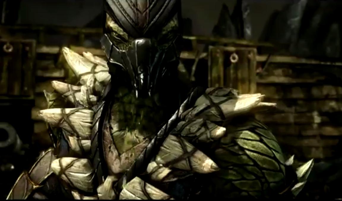 Reptile annunciato per Mortal Kombat X
