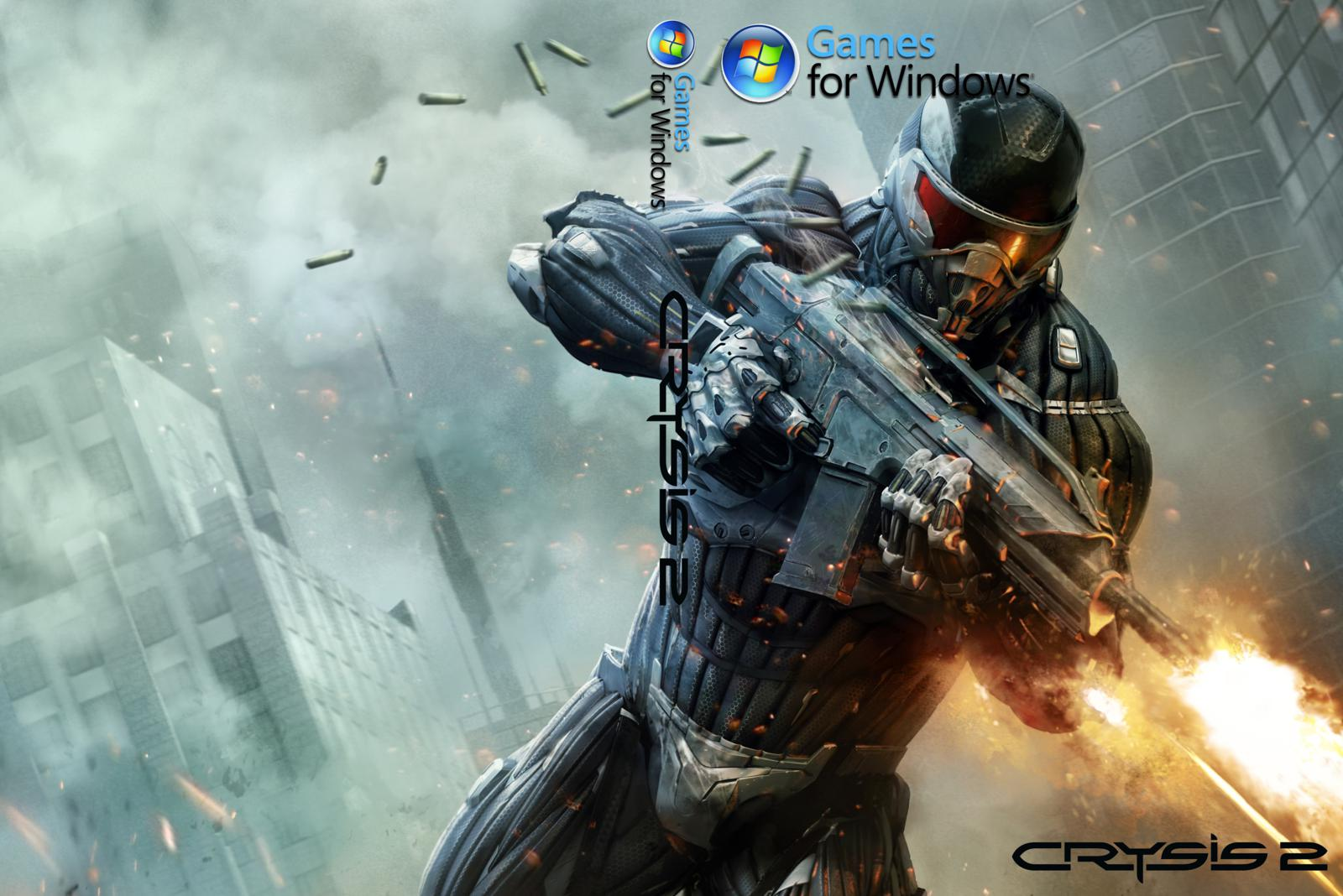 Capa Crysis 2 PC