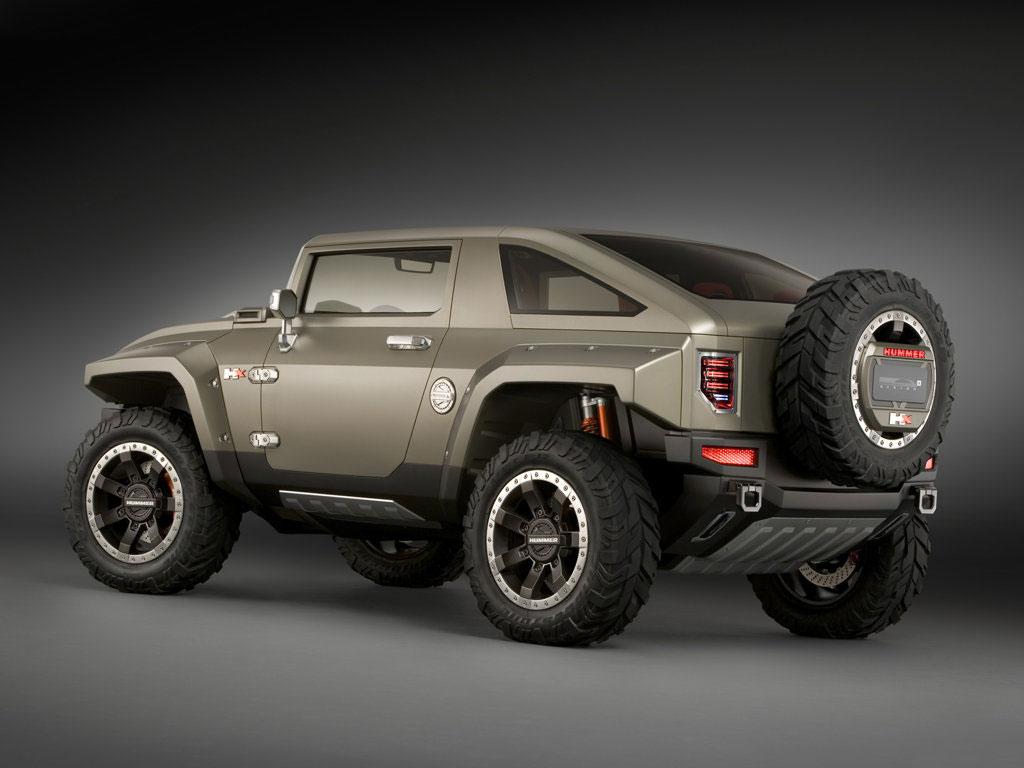 Hummer H2 Luxury 2010 Muscle Car  The Muscle Car
