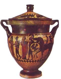 Professor jeronimo mitos gregos a caixa de pandora for Mito vaso di pandora