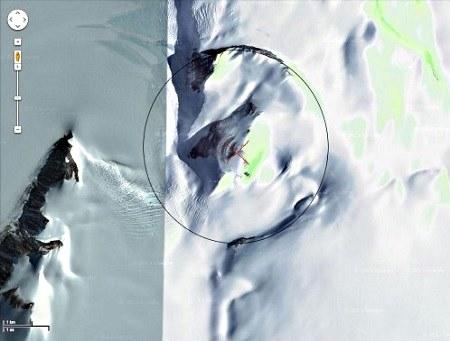 piramides en la antartida