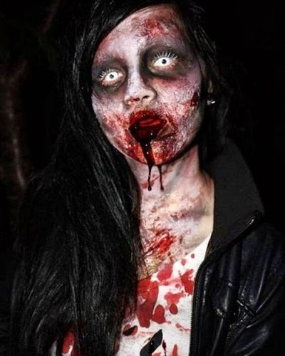 Terrifying Halloween costumes, scary Halloween costumes images, horror Halloween costumes