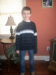 Jordan 6th Grade