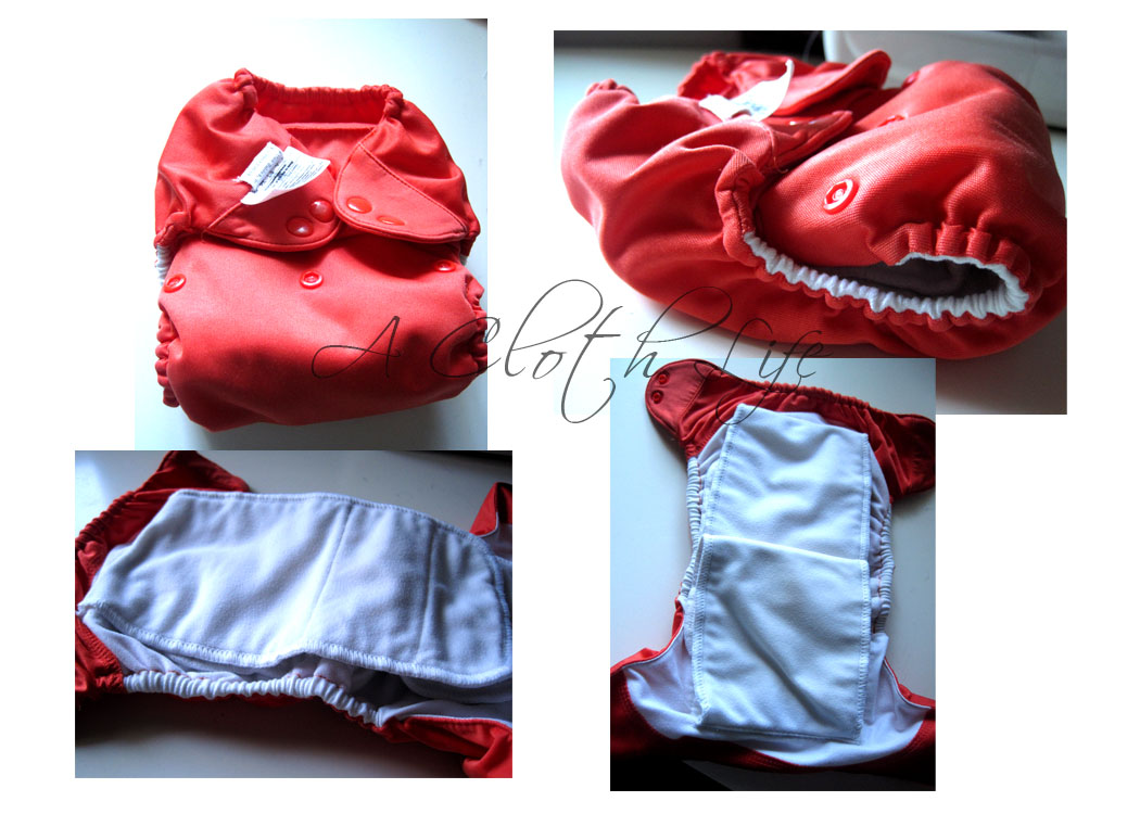 The Advantage of Simplicity: AIO cloth diapers