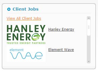 client jobs