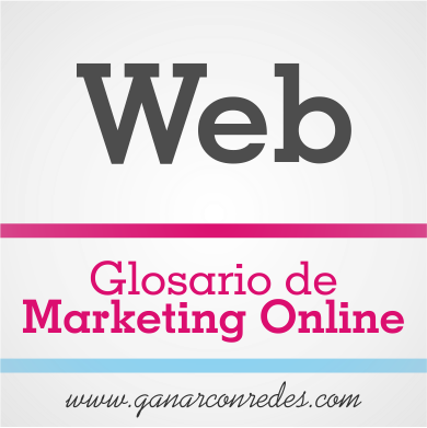 Web | Glosario de marketing Online
