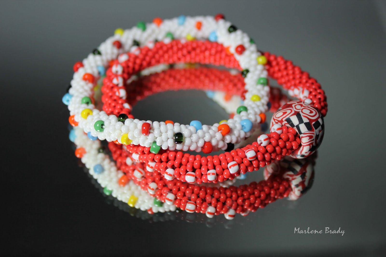 Bead Crochet Rope Pattern Tutorials for Pinterest
