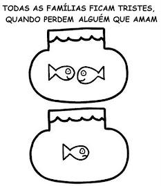 desenhos para colorir peixinhos