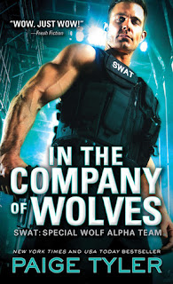 paranormal romance, werewolves, romantic suspense