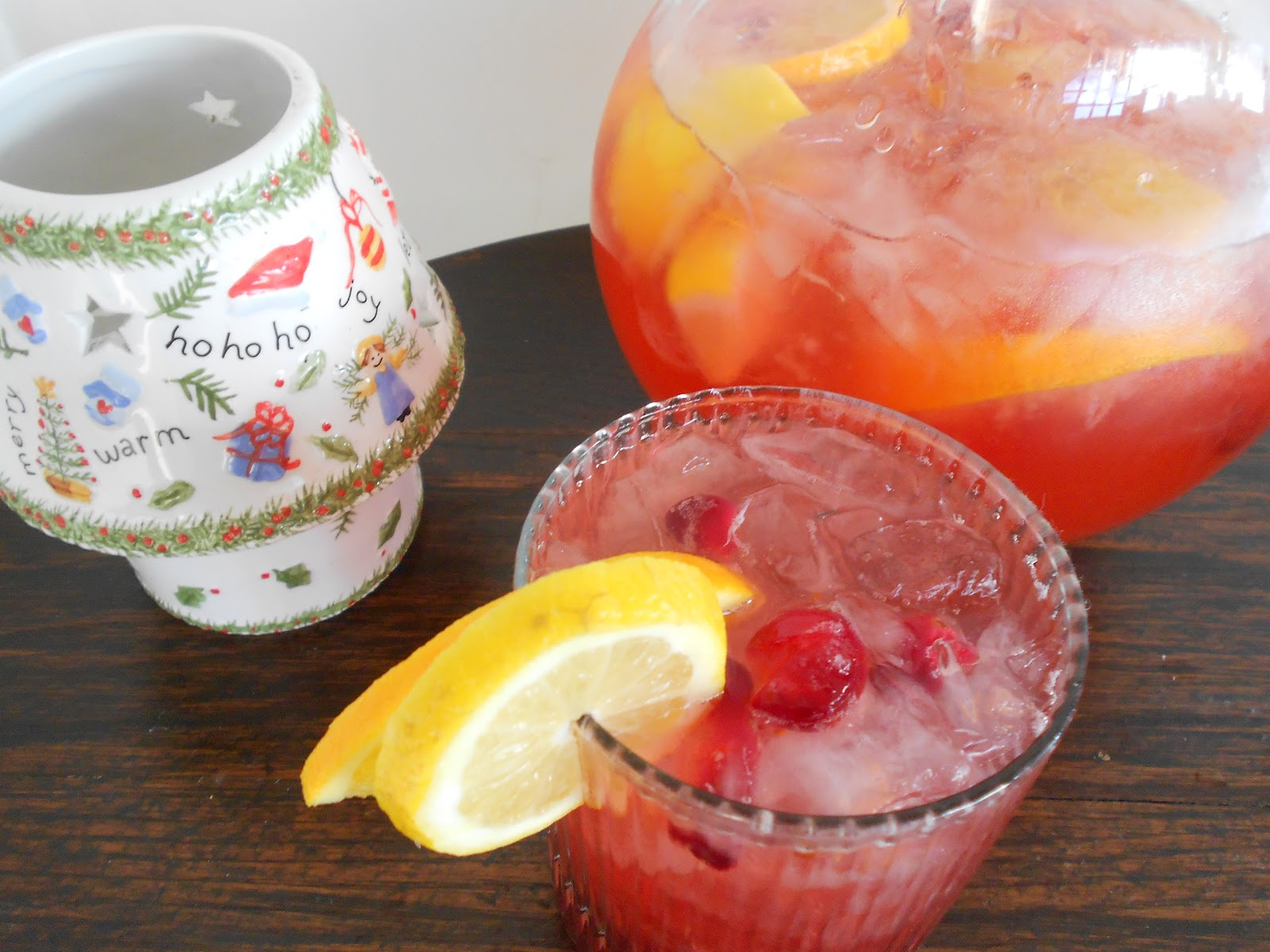 The Pub and Grub Forum: Cranberry Christmas Punch