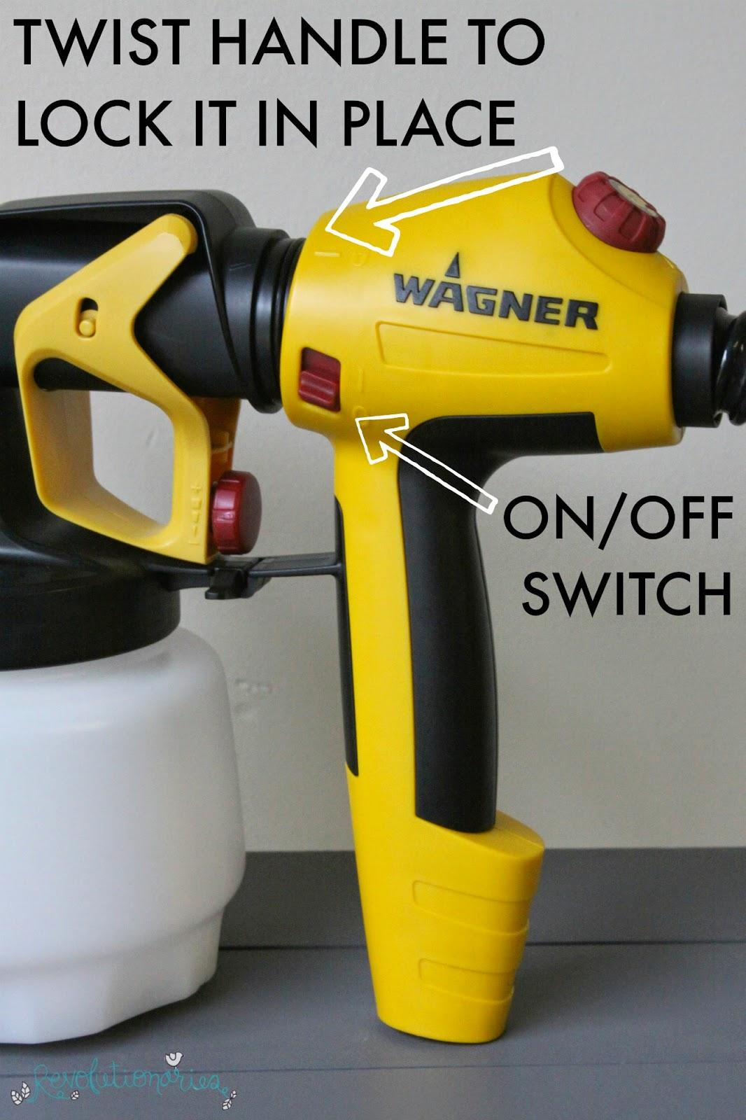 Wagner Flexio 890 Sprayer Review & Bathroom Before and After