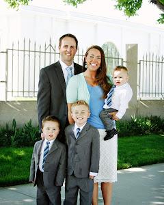Tyler, Kati & Family