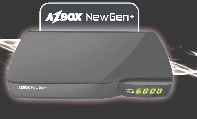 Azbox Mini Newgen