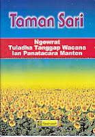 toko buku rahma: buku TAMAN SARI, pengarang purwadi, penerbit cendrawasih