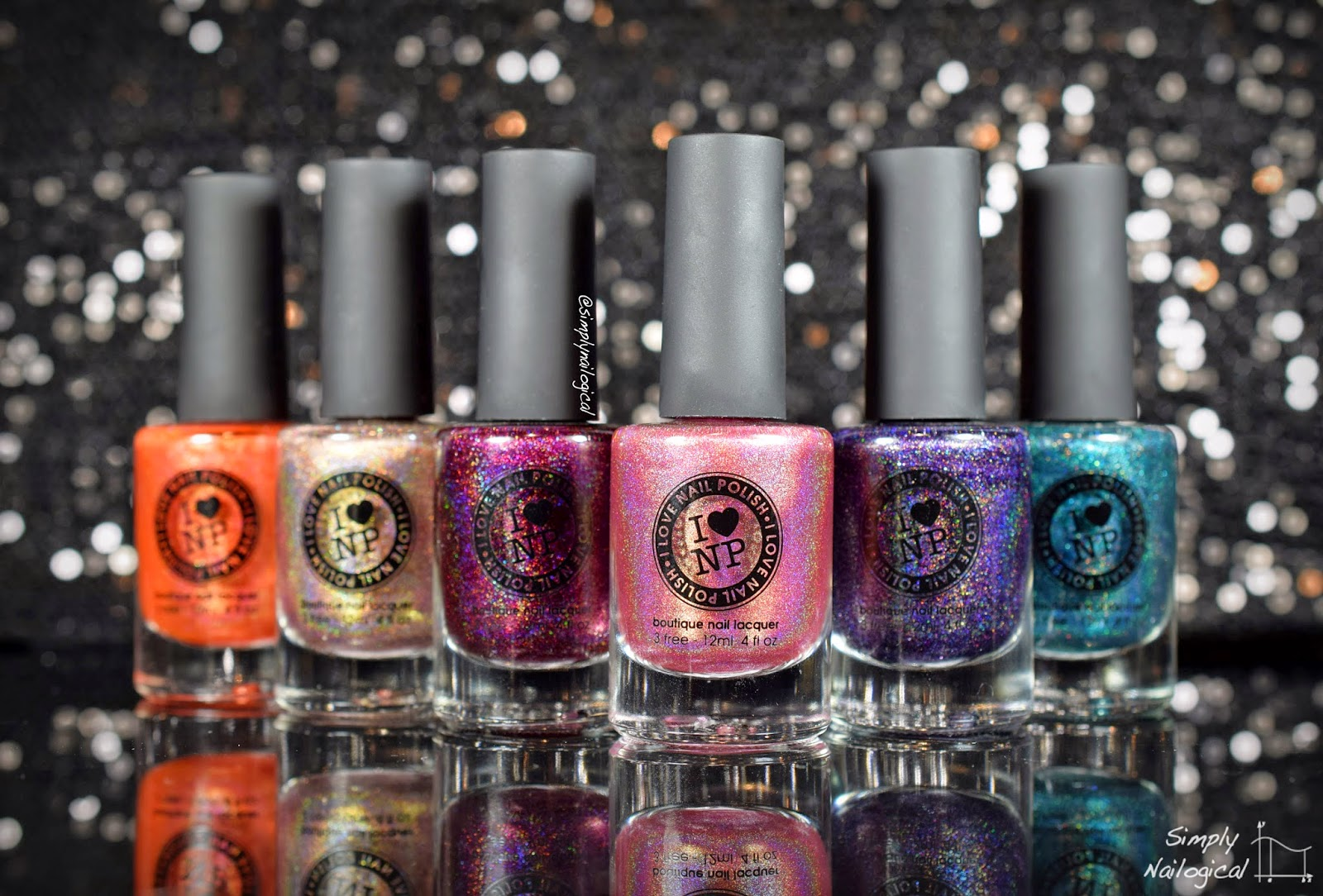 ILNP Fall 2014 collection holographic