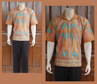 Kemeja Baju Batik Pria BP5747